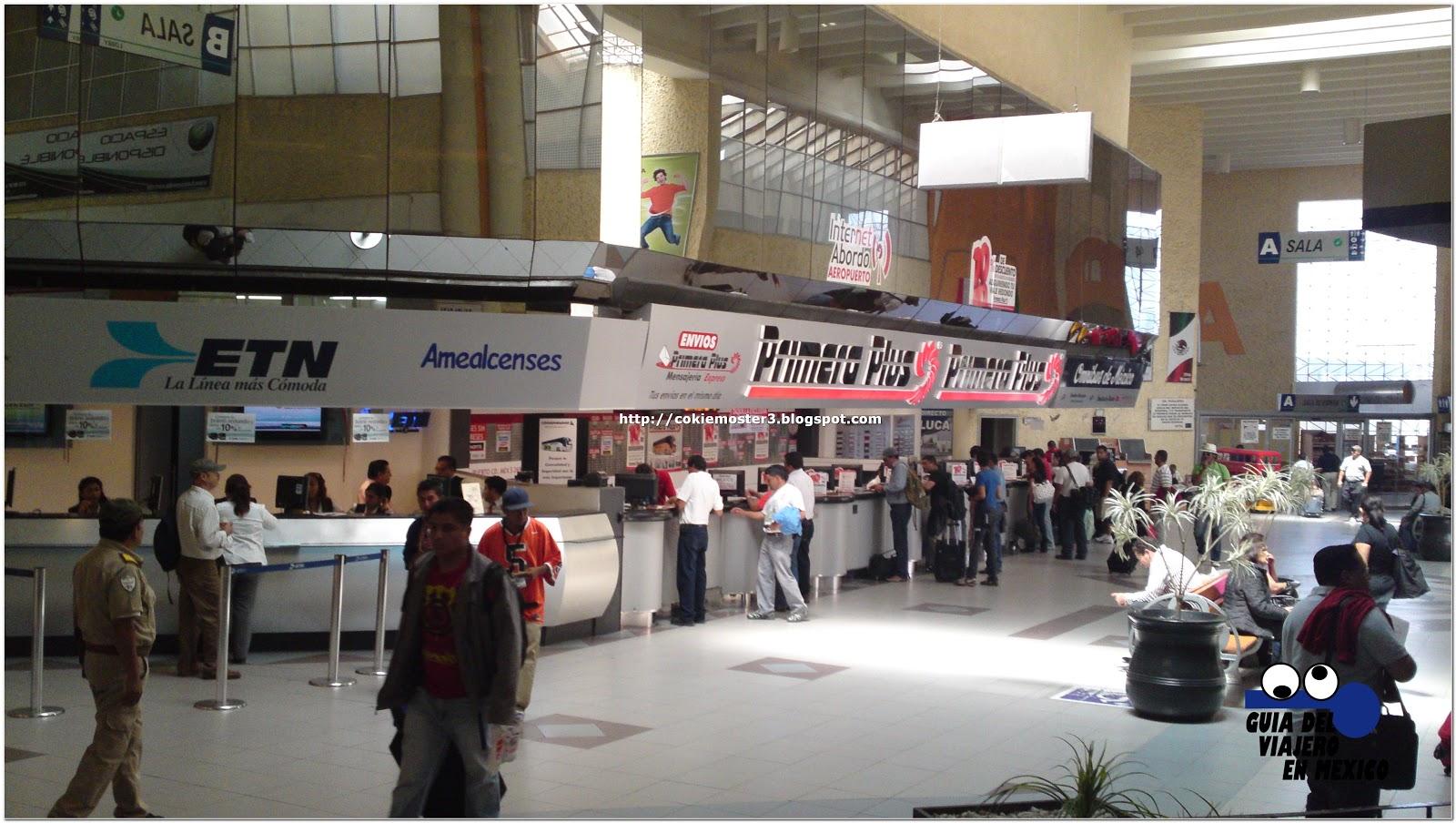 Muere joven dentro de la terminal de autobuses de for Ahorramas telefono oficinas centrales