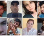 Desaparecidas 15 personas en Huichapan, viajaban a una reunión
