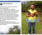 Sepultan a joven que fue ejecutado a balazos al oriente de San Juan del Río