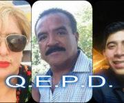 TRAGEDIA EN JALPAN: Hombre asesina a ex mujer y su novio, luego se suicida