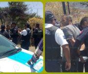 VIDEO: Detenido ladrón de automóvil en Cuadrilla de Enmedio SJR, era un taxi