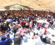 Municipio de Colón, recibe sin incidencias a más de 30 mil peregrinos