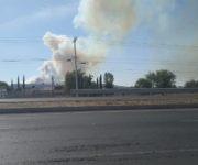 Se quema Cerro de La Trinidad en Tequis, se intensifican incendios forestales en la entidad
