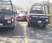 Persecución en Jalpan acaba en detención de ladrón de autos