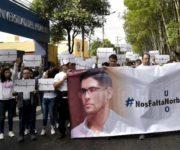 Hallan muerto a Norberto Ronquillo, universitario reportado como secuestrado