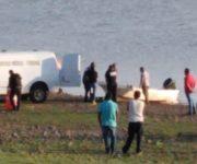 Hallan cuerpo de Pescador ahogado en Presa La Estancia SJR, flotó