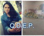 Sepultan en Ezequiel Montes a mujer fallecida en accidente, también a su bebé, estaba embarazada