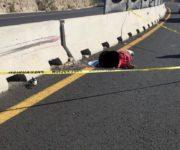 Asesinada a balazos hallan a mujer en la rúa Palmillas-Aculco