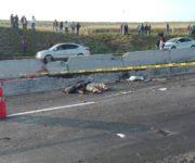 Trágico accidente en la Aculco-Palmillas, un muerto y dos heridos, entre ellos un menor de edad