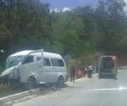 Fallece mujer que fue trasladada ayer a Querétaro por accidente en Jalpan, era la madre del bebé acaecido
