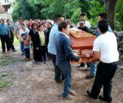 Sepultan a pinalense asesinado en Acapulco
