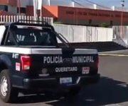 Comando armado roba millonaria nómina de jubilados de los Poderes del Estado de Querétaro