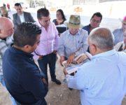 Avanza construcción de puente a desnivel de Tequis, 50 mdp se invierten