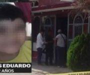 Ladrón asesina a balazos a niño que intentó evitar robo a tienda de sus padres