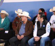 Anuncia Gobernador Inversión de 21.4 millones para obras en Pinal de Amoles