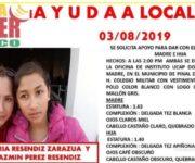Desaparecen madre e hija en Pinal de Amoles