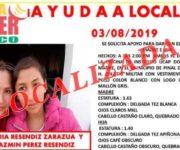 Localizan a madre e hija que desaparecieran desde ayer en Pinal de Amoles