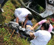 Muere en Hospital joven accidentado en la SJR - Amealco