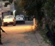 A balazos acribillan a hombre en Puerta de Palmillas, San Juan del Río