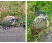 Hallan mujer ejecutada en Huichapan