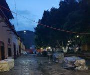 Exige ciudadanía de Peñamiller a comerciantes no invadan Andador Principal de Cabecera Municipal