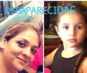 Madre e hija desaparecidas, familiares piden apoyo y difusión