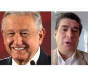 AMLO y Carlos Peñafiel: Nombramiento inentendible, preocupante y contradictorio