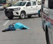 Muere motociclista en la México-Querétaro, por San Juan del Río