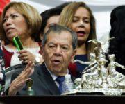 Porfirio Muñoz Ledo anuncia su renuncia de la Mesa Directiva de la Cámara de Diputados