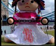 La muñeca Lelé, una imagen impactante y el despojo cultural
