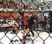 Joven Queretano gana Campeonato Nacional de Artes Marciales Mixtas en la CDMX