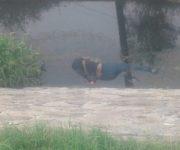 Hallan a hombre muerto en canal de agua en La Estancia, San Juan del Río