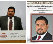 """Diputado de MORENA presenta iniciativa de """"cuarta"""" en Legislatura de Querétaro"""