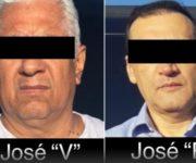 Fiscalía detiene a dos socios de Juan Collado en SLP