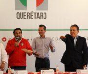 Toma Protesta Jorge Meade como Delegado General del CEN del PRI en Querétaro