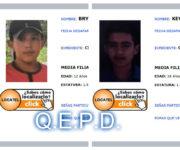 Putrefactos encuentran cuerpos de niño y adolescente desaparecidos en Pinal de Amoles