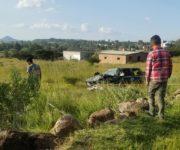 Muere adolescente en volcadura en la rúa Huimilpan - Amealco