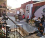 """Agrio y gris"" 1er informe de Chely Amador en Jalpan"