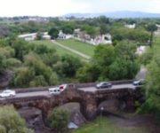 Cerrarán Puente de la Historia en San Juan del Río, tome precauciones e infórmese ¡AQUÍ!