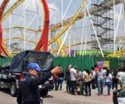 Falla juego mecánico de Chapultepec, deja 2 muertos y 5 heridos