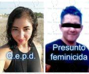 """Con gran """"salvajismo"""" fue asesinada Adriana por su novio, en SJR"""