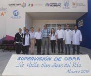 Demuestra Memo Vega con obras su compromiso a favor de la salud de los sanjuanenses