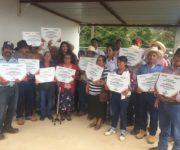 Beneficia Iliana Montes con Casa de Salud, médico y viviendas a comunidad más alejada de Arroyo Seco