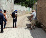 Supervisa Juan Carlos Linares obras en comunidades de Peñamiller