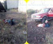 Intentan linchar a dos hombres que robaban en La Valla, SJR