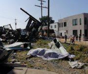 Trenazo en San Juan del Río: 8 muertos