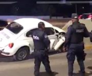 Muere mujer en fatal accidente en Corregidora