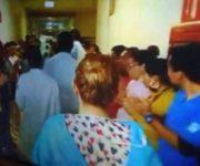 -Video- Heroína joven mujer sanjuanense que al morir, familiares donan sus órganos