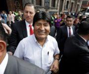 Evo Morales recibió la visa humanitaria del Gobierno Mexicano