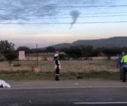 Muere hombre en trágico accidente en la SJR-Xilitla